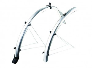 Full Mudguards – Silver