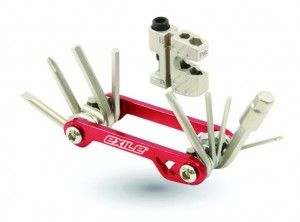 18 Function Folding Multi-Tool