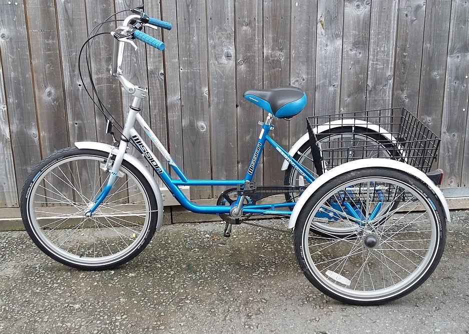 Buy This 2nd Hand Mission Trilogy Tricycle From Chris S