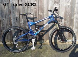 GT idrive XCR3 MTB