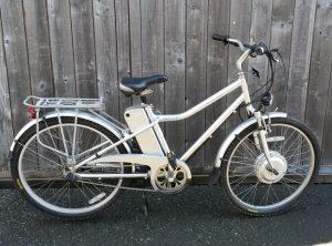 Electric Bike Ezee Liv