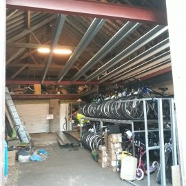 Changes / Improvements at Chris's Cycles