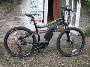 Byocycles Ibex Plus