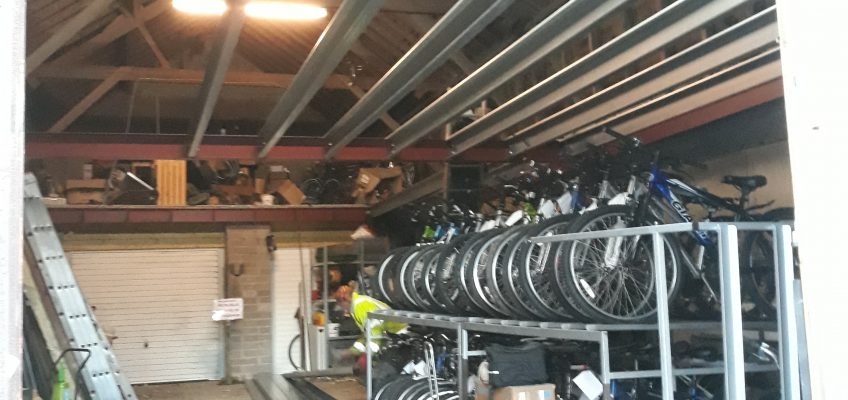 Changes at Chris's Cycles