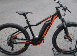 KTM Macina Action 271 Electric MTB – Aluminium – £2599
