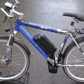 E Bike Conversion